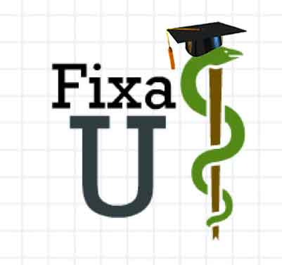 "ALT =[""Dr. Bookspan's Fixa U School of Healthy Medicine: We put the fun in function. Learn healthier life for yourself and community.""]"