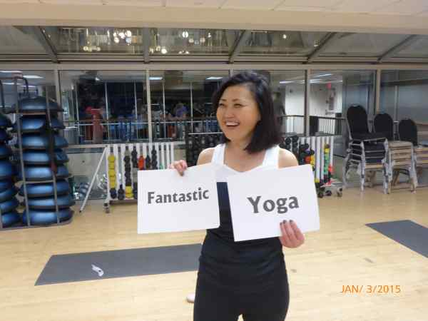 "ALT =[""Students learn Healthier Yoga in Dr.Bookspan's classes. Dr. Bookspan's web page of Healthier Yoga - http://drbookspan.com/WarriorYogaSyllabus.html]"